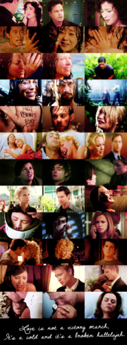 Leyton Family<3 wallpaper entitled Multicouples Hallelujah