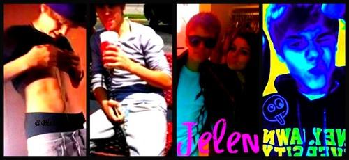 My JB Picnik Collage =] ' <33