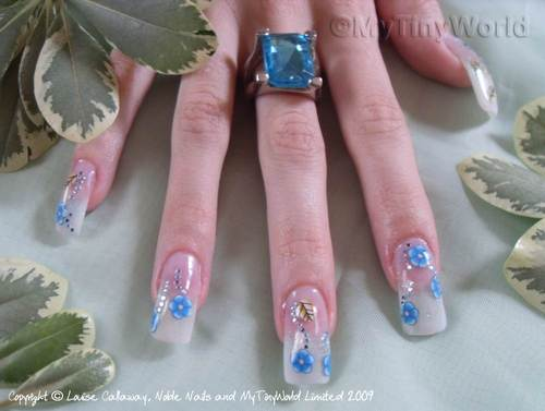Nails, Nail Art wallpaper probably with a rose entitled Nails Desings