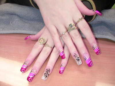 Nails Desings  - nails-nail-art Photo