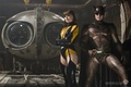 Nite Owl II & Silk Spectre II - watchmen photo