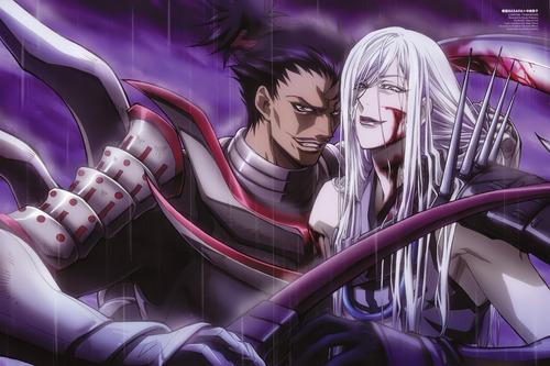 Nobunaga and Mitsuhide