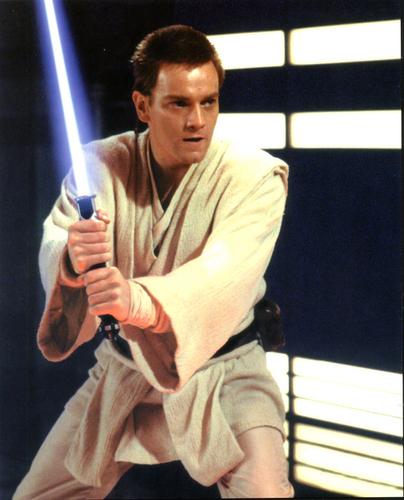Obi-Wan as a Padawan