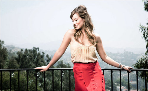 Olivia Wilde ~ July 2011 Photoshoot for The New York Times
