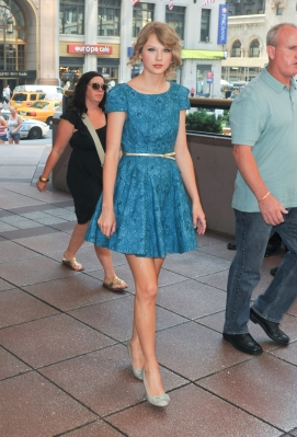 Out and About in New York-July 22