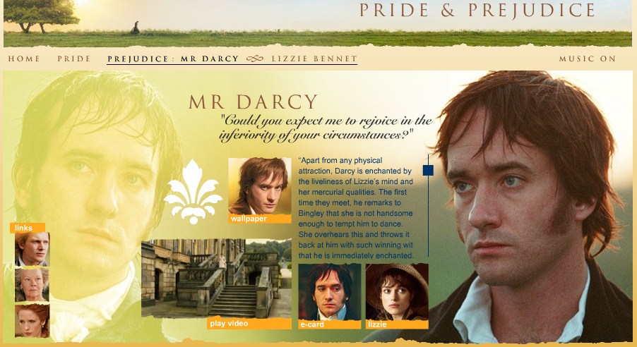 characterization in pride and prejudice Jane austen's classic novel, pride and prejudice contains some poignant lessons for christians learn more about how her characters can point us to the gospel.