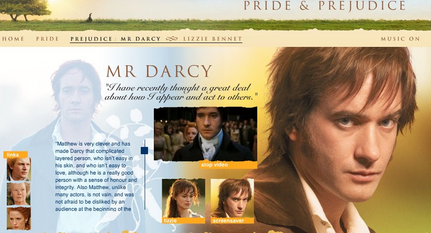 essay on pride and prejudice characters