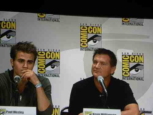 Paul at Comic Con 2011