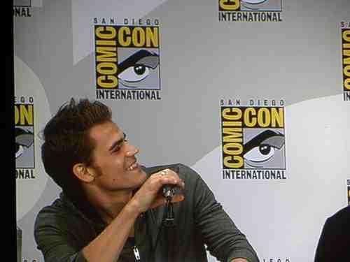 Paul at Comic Con 2011