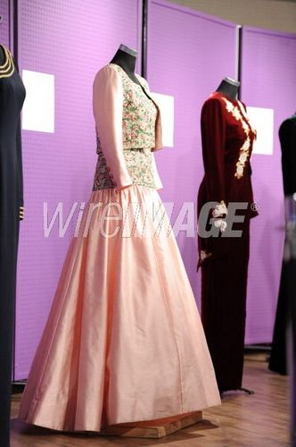Princess Diana Dress Auction At Waddington's Auctioneers