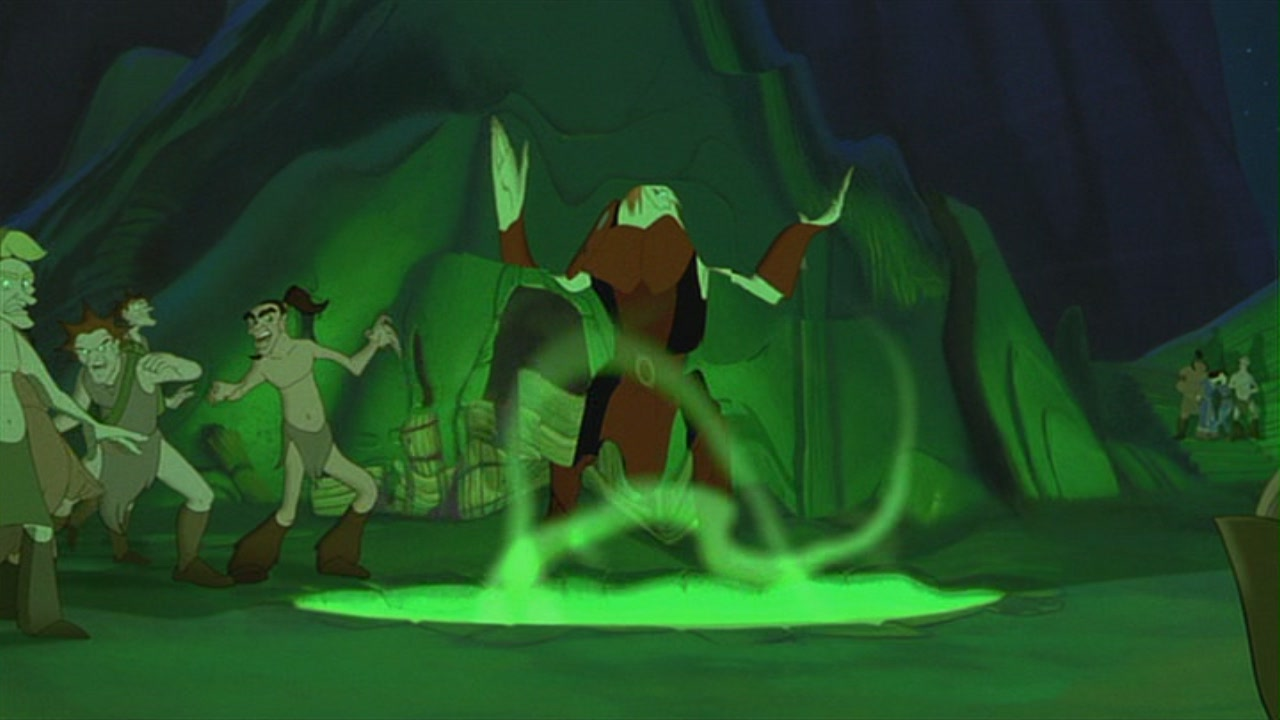 campbell monomyth in quest for camelot A former stable-boy at camelot, garrett was blinded in a fire and retreated to live as a hermit in the forbidden forest he aspired to be a knight, but after the death of sir lionel he lost all confidence and withdrew from civilization.