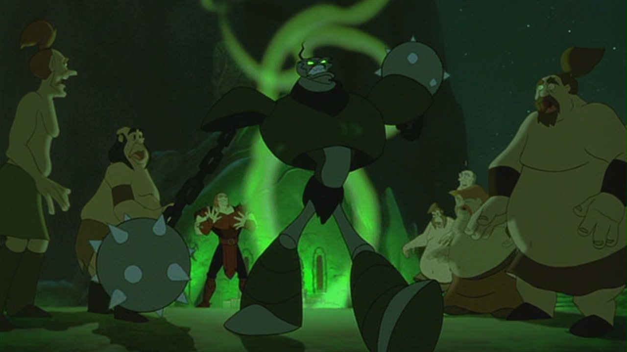 quest for camelot - photo #10
