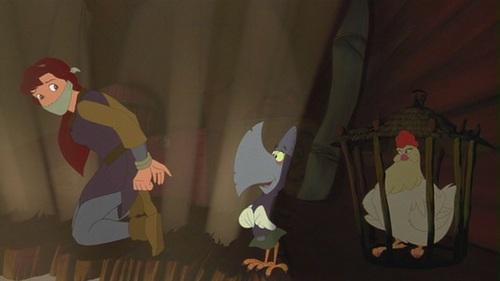 películas animadas fondo de pantalla called Quest for Camelot