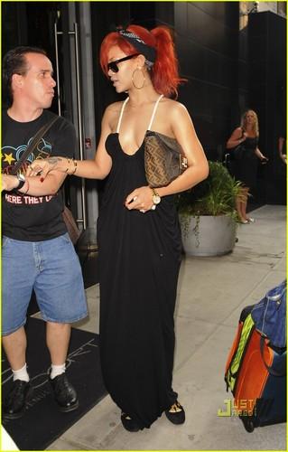 Rihanna: Vogue Italia's Woman of the Year!