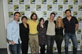 Ringer Cast at Comic Con
