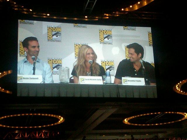 Ringer Panel (Comic Con)