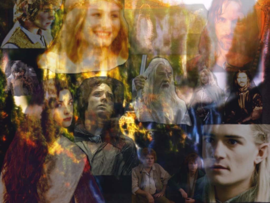 Rivendell LOTR Characters
