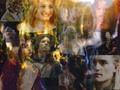 Rivendell LOTR Characters - lord-of-the-rings wallpaper
