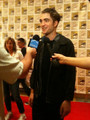 Rob @ comic con - twilight-series photo