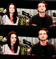 Robert and Kristen CC 2011(so cute) - twilight-series photo