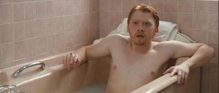 Rupert in tub