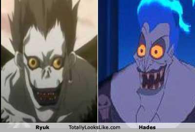 Ryuk looks like