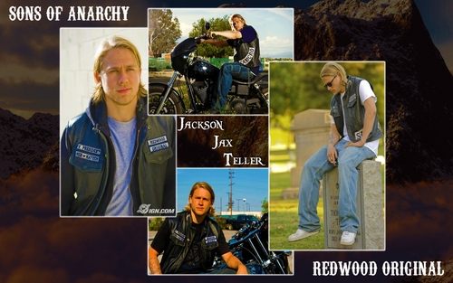 Sons Of Anarchy wallpaper entitled Jax Teller