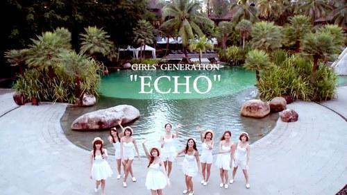 SNSD Echo MV