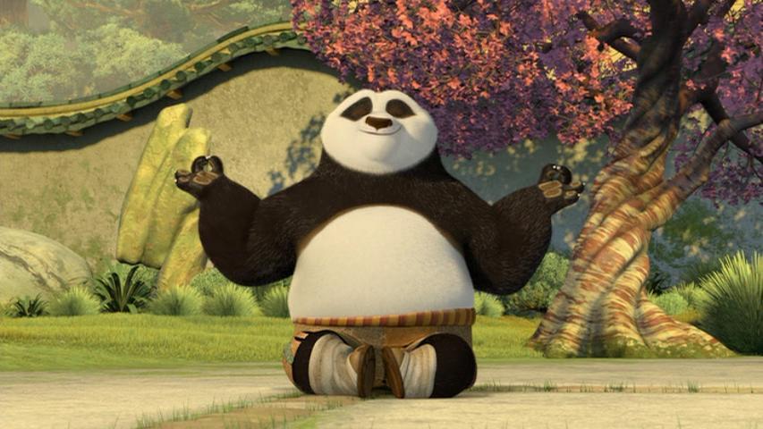 awesome lines kung fu panda cheer
