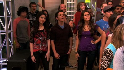 are sam and freddie dating in iparty with victorious