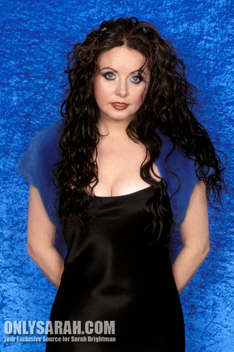 sarah brightman wallpaper possibly with a portrait titled Sarah Brightman