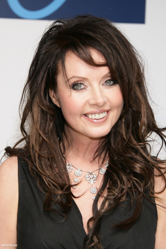 Sarah Brightman karatasi la kupamba ukuta containing a portrait entitled Sarah Brightman