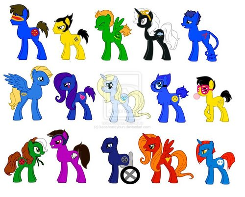 School for GIfted Ponies