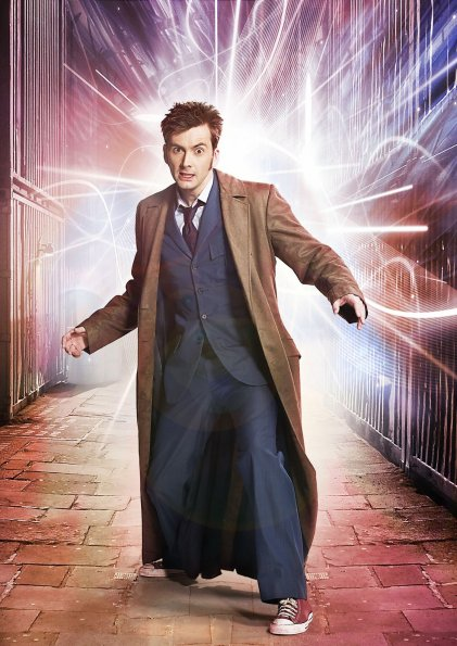 Season 4 Promotional Picture - The Tenth Doctor Photo ...