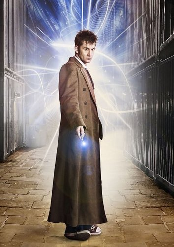 The Tenth Doctor wallpaper possibly with a fountain entitled Season 4 Promotional Picture
