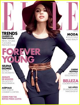 Selena Gomez: 'Elle Mexico'...