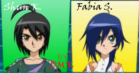 Shun and Faby?