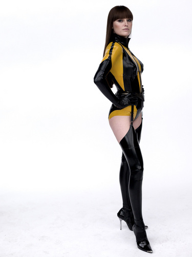 Watchmen wallpaper with tights and a leotard called Silk Spectre II