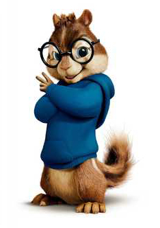 Alvin and the Chipmunks wallpaper entitled Simon