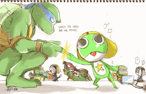 TMNT and KG