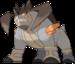 Terrakion - legendary-pokemon-x-ex-or-exa icon