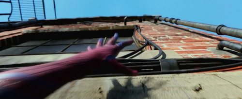 The Amazing Spider-Man (Teaser Trailer} - spider-man Screencap