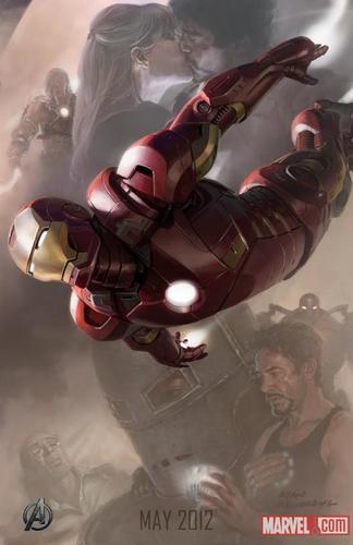 The Avangers Poster