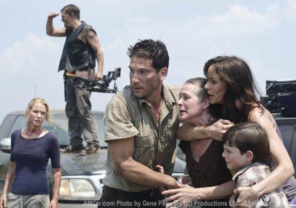 The Walking  Dead - Season 2 - Promotional Photo