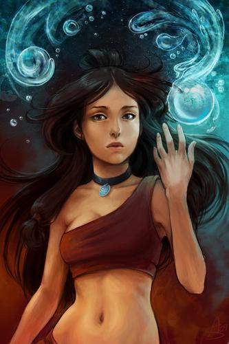 The Waterbender