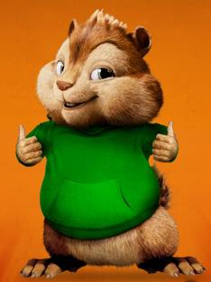 Alvin and the Chipmunks wallpaper titled Theodore