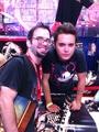 Thomas Signing at Comic Con