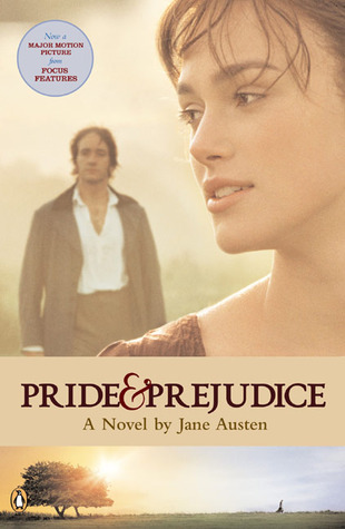 Tie-in movie edition book cover - pride-and-prejudice Photo