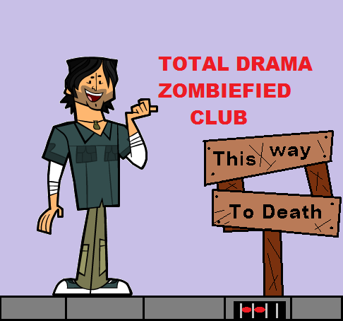 Total Drama Zombiefied Club