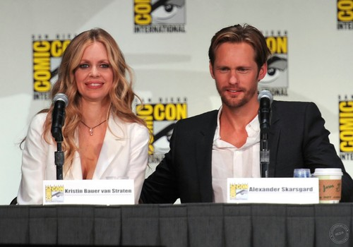 True Blood Panel at Comic Con